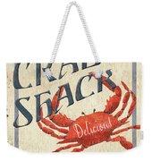 Crab Shack Weekender Tote Bag
