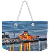 Crab Shack Seafood Restaurant Weekender Tote Bag