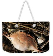 Crab Shell Weekender Tote Bag