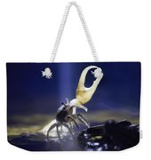Crab Star Weekender Tote Bag