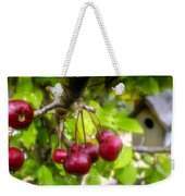 Crabapple Hill Weekender Tote Bag
