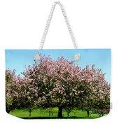 Crabapple Orchard Weekender Tote Bag