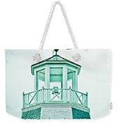 Crabby Weathervane Weekender Tote Bag