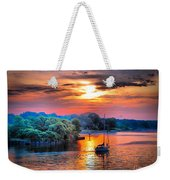 Crack O' Dawn Weekender Tote Bag