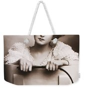 Crack The Wip Weekender Tote Bag by Bill Cannon