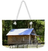 Cracker Church Weekender Tote Bag