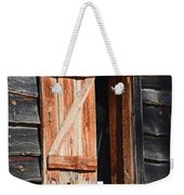 Cracker House Window Weekender Tote Bag