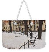 Cracow Park Weekender Tote Bag