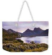 Cradle Mountain Tasmania Weekender Tote Bag