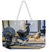 Craftsman Work Table Weekender Tote Bag