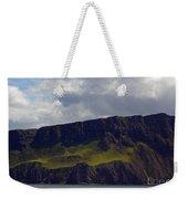 Craggy Coast 9 Weekender Tote Bag