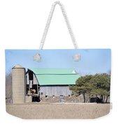Craggy Old Barn Weekender Tote Bag