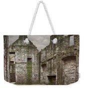 Craigmillar Castle Ruin Edinburgh Weekender Tote Bag