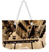 Crammed Floors In Albarracin Weekender Tote Bag