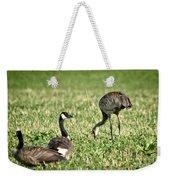 Crane And Friends Weekender Tote Bag