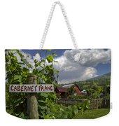 Crane Creek Vineyard Weekender Tote Bag