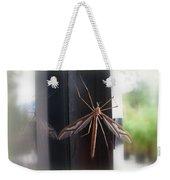 Crane Fly Weekender Tote Bag