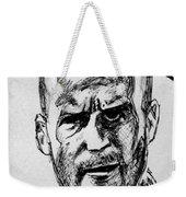 Jason Statham Weekender Tote Bag