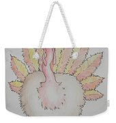 Cranky Turkey Weekender Tote Bag