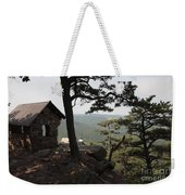 Cranny Crow Overlook At Lost River State Park Weekender Tote Bag