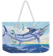Crasher Off0034 Weekender Tote Bag by Carey Chen