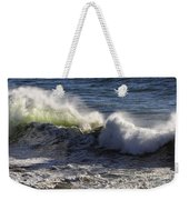 Crashing Weekender Tote Bag