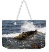 Crashing Waves - Rhode Island Weekender Tote Bag