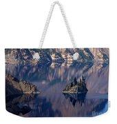 Crater Lake 2 Weekender Tote Bag