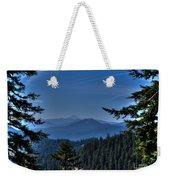 Crater Lake 3 Weekender Tote Bag