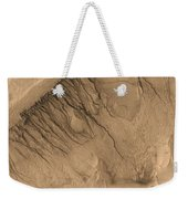 Crater On Mars Weekender Tote Bag