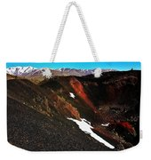 Craters Of The Moon Weekender Tote Bag