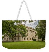 Crawford County Courthouse Weekender Tote Bag