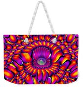 Crazy Boy Weekender Tote Bag