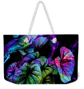 Crazy Elephant Ears Weekender Tote Bag