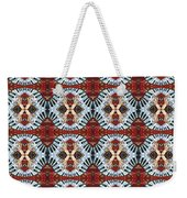 Crazy Fingers Piano Repeat Weekender Tote Bag