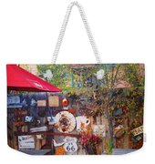 Crazy Madrid Weekender Tote Bag