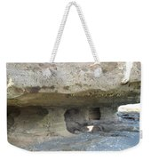 Crazy Ocean Rocks Weekender Tote Bag