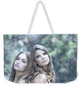 Create Your Destiny Weekender Tote Bag