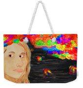 Creative Mind Weekender Tote Bag