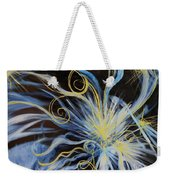 Creation First Day Light Weekender Tote Bag