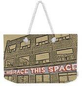 Creative Arts Studio Weekender Tote Bag