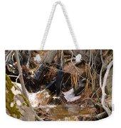 Creek 2 Weekender Tote Bag