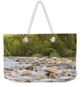 Creek And Castle Crags Weekender Tote Bag