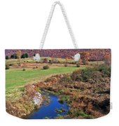 Creek In The Valley Weekender Tote Bag