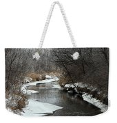 Creek Mood Weekender Tote Bag