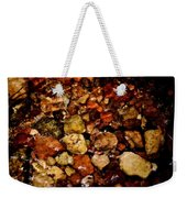 Creek Rocks Weekender Tote Bag