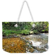 Creekside 4 Weekender Tote Bag