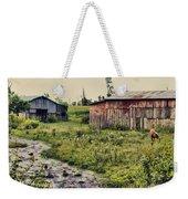 Creekside Weekender Tote Bag