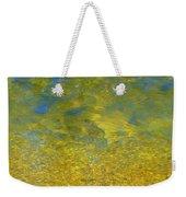 Creekwater Abstract Weekender Tote Bag