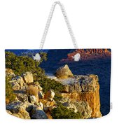 Creeping Morning Canyon Light Weekender Tote Bag
